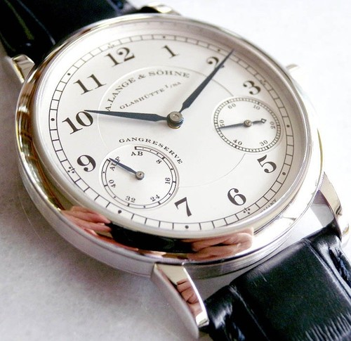 A. Lange & Sohne 1815 Up and  Down 221.025