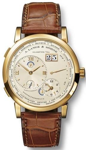 A. Lange & Sohne Lange 1 Time Zone 116.021