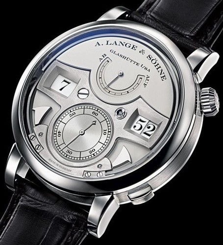 A. Lange & Sohne Lange Zeitwerk Striking Time 145.025