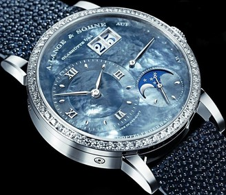 A. Lange & Sohne Little Lange 1 Moonphase 819.049