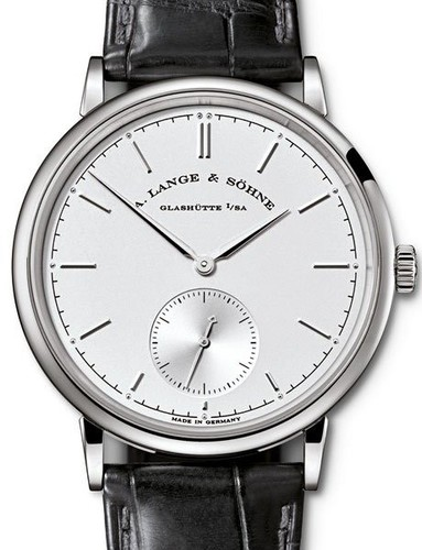 A. Lange & Sohne Saxonia Automatic 380.026