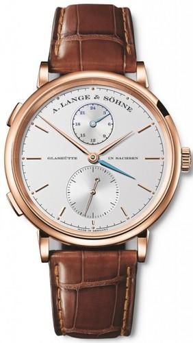 A. Lange & Sohne Saxonia Dual Time 385.032