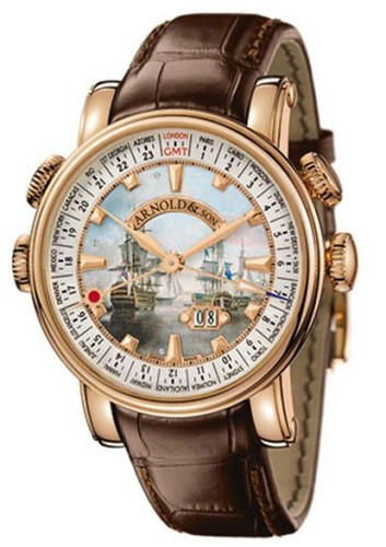 Arnold & Son Hornet HMS Victory (RG / HMS Victory / Leather)