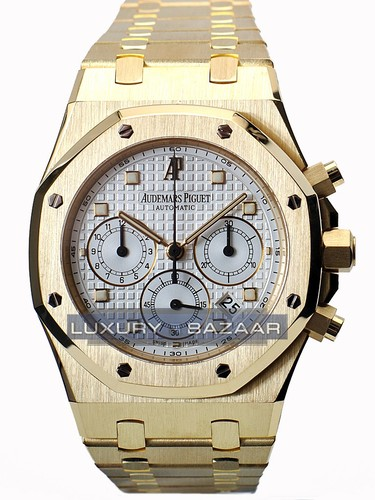 Audemars Piguet Audemars Piguet Royal Oak Chronograph 25960BA.OO.1185BA.01