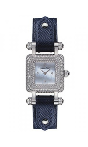 Audemars Piguet Deva (WG-Full Diamonds / MOP / Leather)