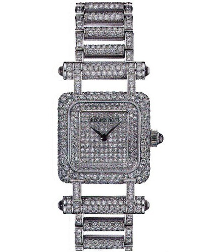 Audemars Piguet Deva (WG-Full Diamonds / WG-Diamond Strap)