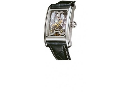 Audemars Piguet Edward Piguet Tourbillon (Platinum / Skeleton / Leather) 25947PT.OO.D002CR.01