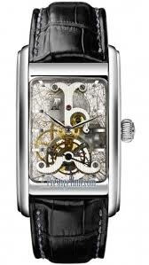 Audemars Piguet Edward Piguet Tourbillon (White Gold / Skeleton / Leather)