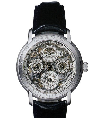 Audemars Piguet Jules Audemars Equation of Time Skeleton