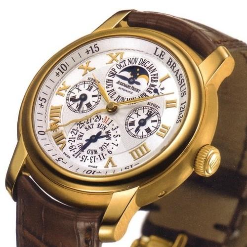 Audemars Piguet Jules Audemars Equation of Time (Yellow Gold)