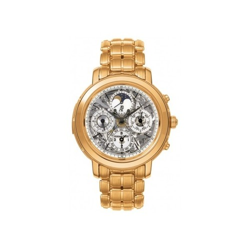Audemars Piguet Jules Audemars Grand Complication (RG / Skeleton / RG Bracelet)