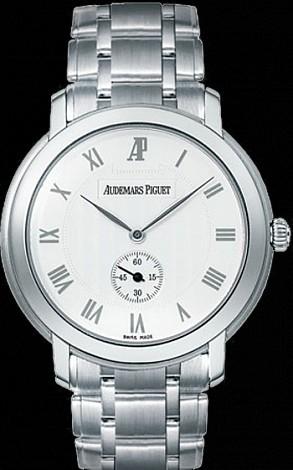 Audemars Piguet Jules Audemars Hand Wound Small Seconds 15155BC.OO.1229BC.01