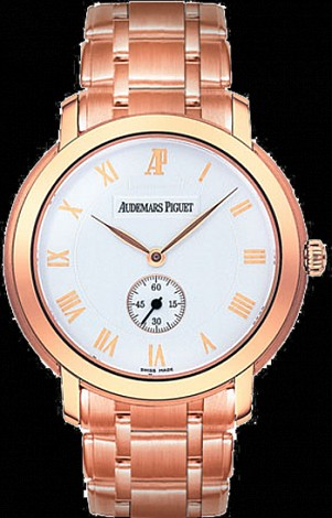 Audemars Piguet Jules Audemars Hand Wound Small Seconds 15155OR.OO.1229OR.01