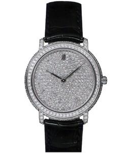 Audemars Piguet Jules Audemars Ladies (WG / Diamonds / Leather) 15123BC.ZZ.D001CR.01