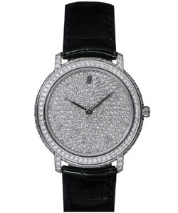 Audemars Piguet Jules Audemars Ladies (WG / Diamonds / Leather) 15123BC.ZZ.D001CR.01
