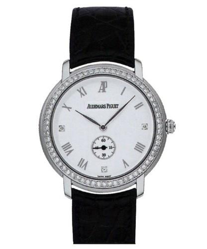 Audemars Piguet Jules Audemars Ladies (WG / White / Diamonds)