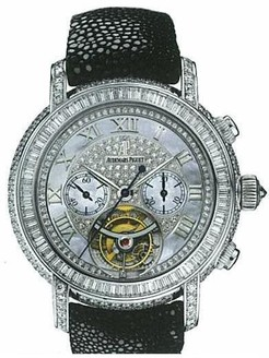 Audemars Piguet Jules Audemars Lady Diamond Tourbillon Chronograph 26083BC.ZZ.D001GA.01