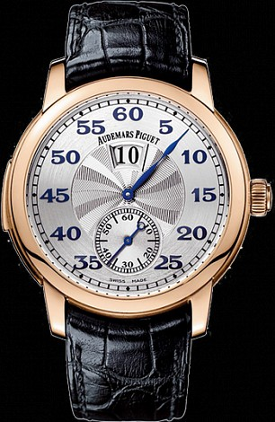 Audemars Piguet Jules Audemars Minute Repeater Jumping Hour 26151OR.OO.D002CR.02