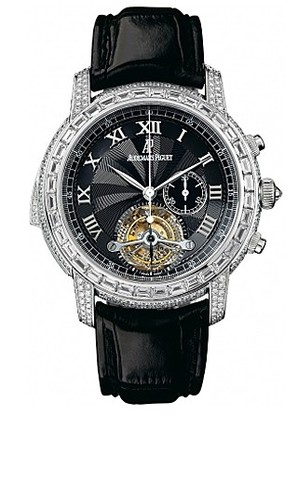 Audemars Piguet Jules Audemars Minute Repeater Tourbillon Chronograph 26118BC.ZZ.D002CR.01