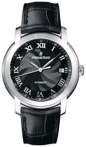 Audemars Piguet Jules Audemars Selfwinding (WG / Black / Leather)