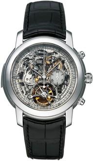 Audemars Piguet Jules Audemars Tourbillon Chronograph Minute Repeater