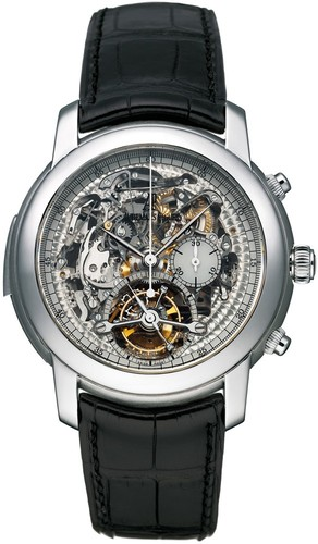 Audemars Piguet Jules Audemars Tourbillon Chronograph Minute Repeater