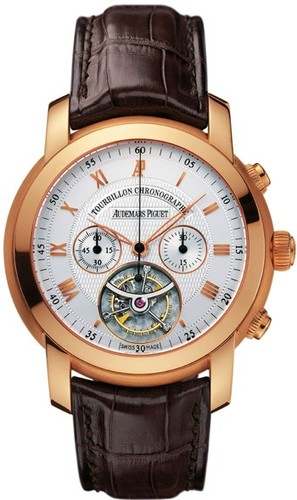 Audemars Piguet Jules Audemars Tourbillon (Rose Gold)