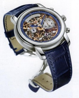 Audemars Piguet Jules Audemars Tourbllion Chronograph (Platinum)