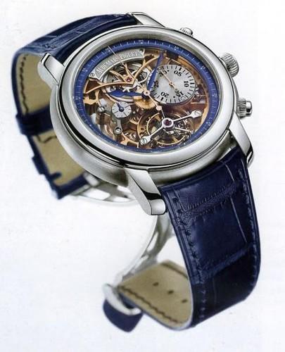 Audemars Piguet Jules Audemars Tourbllion Chronograph (Platinum)