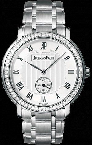 Audemars Piguet Ladies Jules Audemars Hand Wound Small Seconds 15156BC.ZZ.1229BC.01