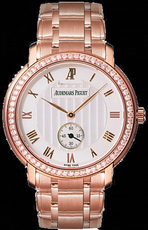 Audemars Piguet Ladies Jules Audemars Hand Wound Small Seconds 15156OR.ZZ.1229OR.01