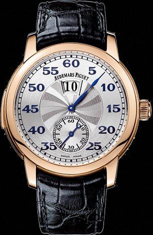 Audemars Piguet Ladies Jules Audemars Hand Wound Small Seconds 77240BC.ZZ.A808CR.01