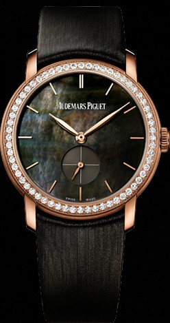 Audemars Piguet Ladies Jules Audemars Hand Wound Small Seconds 77240OR.ZZ.A009SU.01