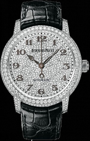 Audemars Piguet Ladies Jules Audemars Selfwinding 3 Hands 15159BC.ZZ.D002CR.01