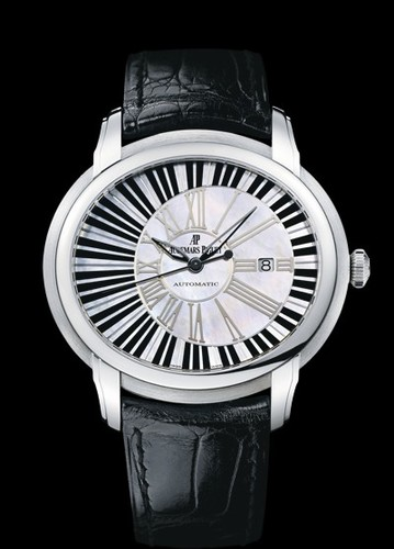 Audemars Piguet Millenary Automatic Piano Forte Limited (WG-MOP-Leather)