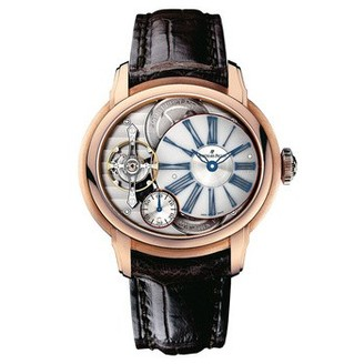 Audemars Piguet Millenary Deadbeat Seconds (Rose Gold)