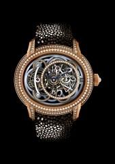 Audemars Piguet Millenary Diamond Set Chalcedony