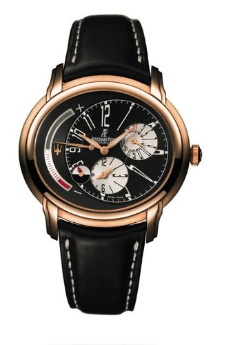 Audemars Piguet Millenary Maserati Dual Time (Rose Gold)