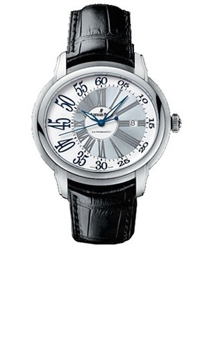 Audemars Piguet Millenary Novelty Automatic (WG / White / Leather)