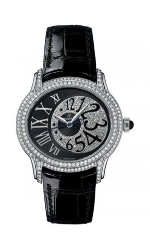 Audemars Piguet Millenary Novelty Ladies (WG / Diamonds / Leather)