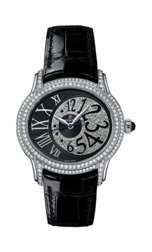 Audemars Piguet Millenary Novelty Ladies (WG / Diamonds / Leather)
