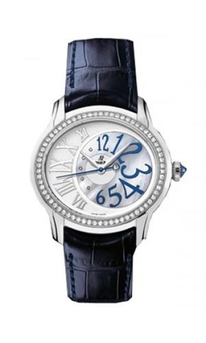 Audemars Piguet Millenary Novelty Ladies (WG / White MOP / Leather)