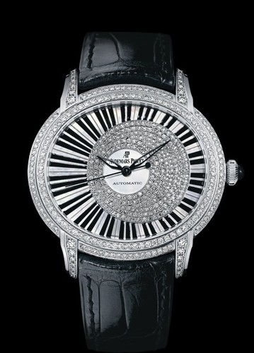 Audemars Piguet Millenary Piano Forte Limited(WG-Diamonds-MOP-Leather)