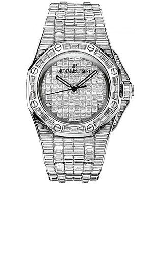 Audemars Piguet Million Dollar Royal Oak (WG / Diamonds / WG)