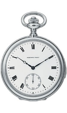 Audemars Piguet Pocket Watch 5 Minute Repeater (Platinum)