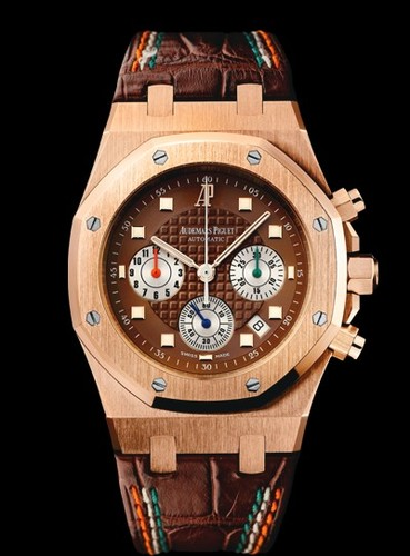 Audemars Piguet Royal Oak Chrono Sachin Tendulkar Limited Edition 26161OR.OO.D088CR.01