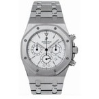 Audemars Piguet Royal Oak Chronograph (Steel / Silver / Steel)