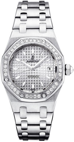 Audemars Piguet Royal Oak Lady (SS / Gray / SS)