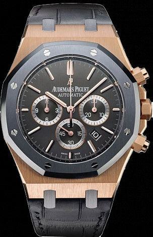 Audemars Piguet Royal Oak Leo Messi Limited Edition Chronograph 26325OL.OO.D005CR.01