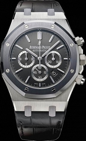 Audemars Piguet Royal Oak Leo Messi Limited Edition Chronograph 26325TS.OO.D005CR.01